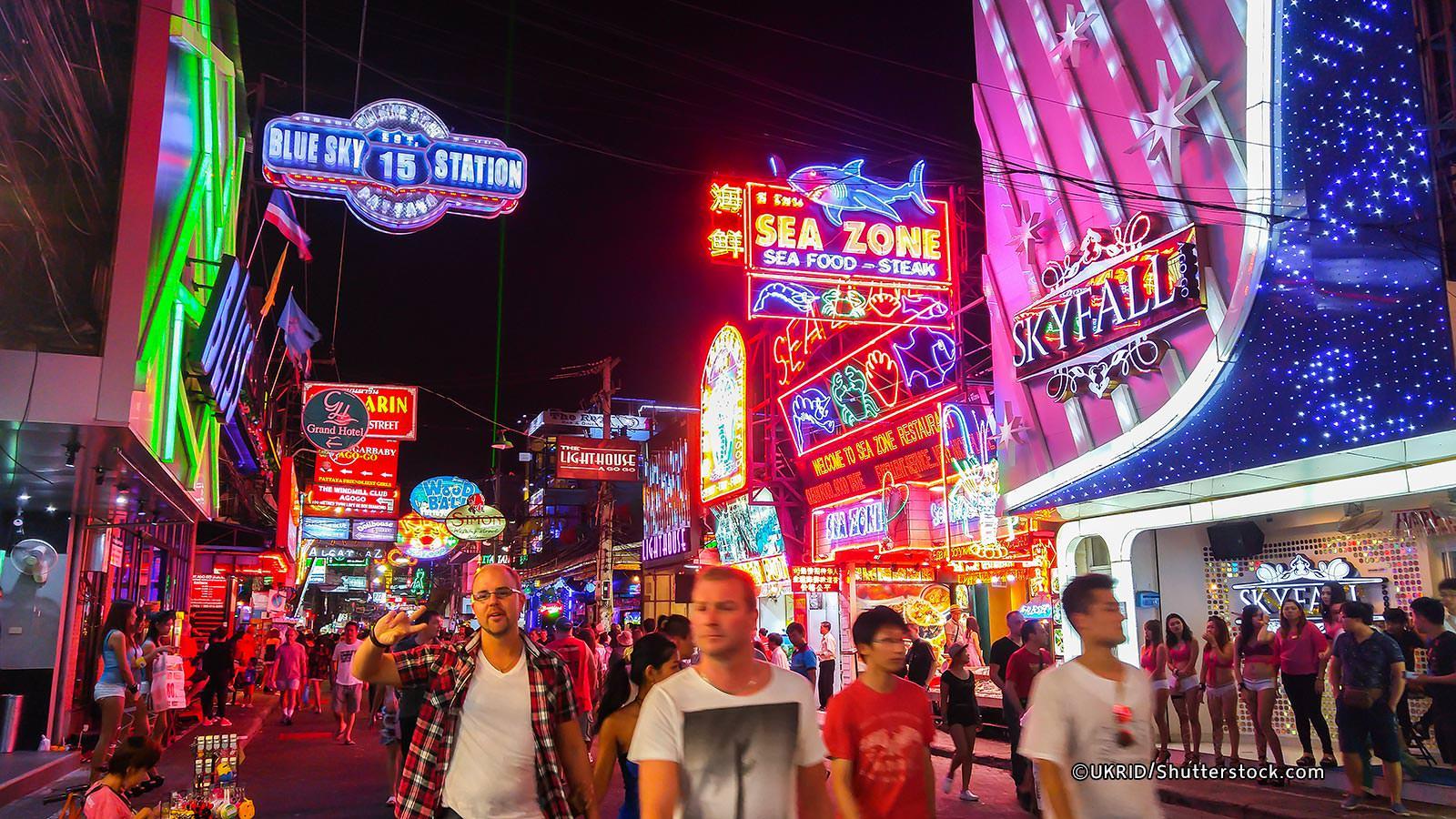 Pattaya về đêm