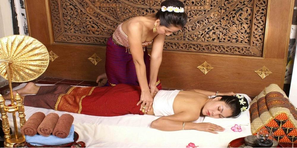 Massage Thái Cổ Truyền CCV